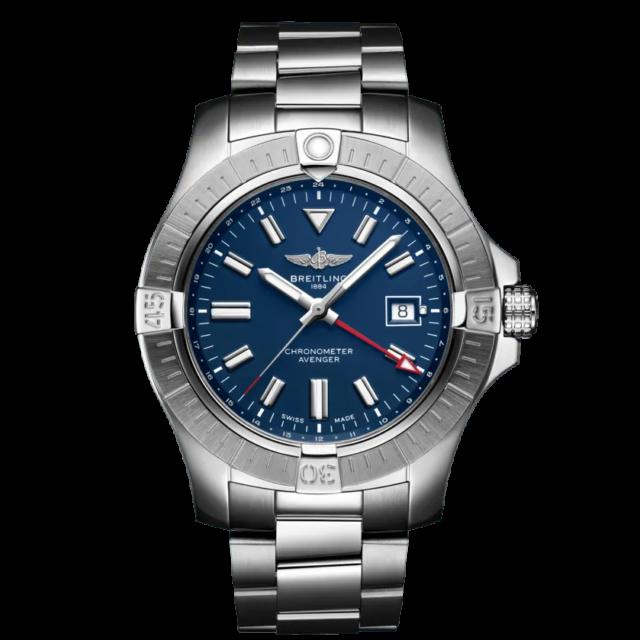 アベンジャー オートマチック GMT 45 A32395101C1A1