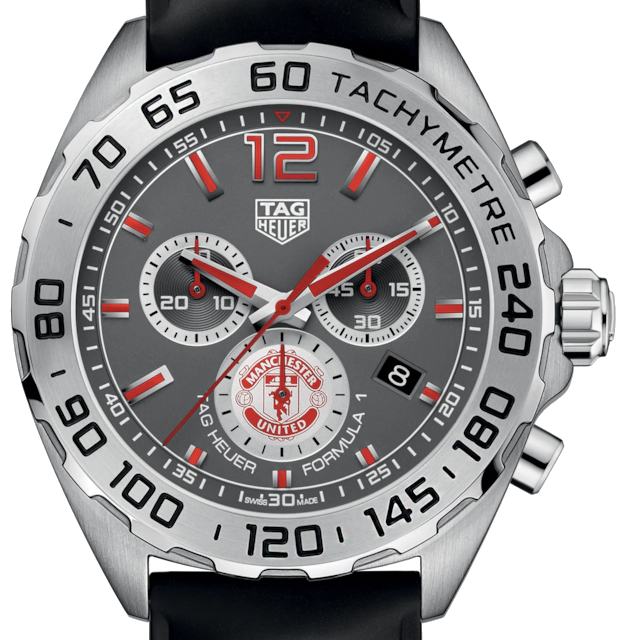 TAG HEUER FORMULA 1 MANCHESTER UNITED SPECIAL EDITION CAZ101M.FT8024