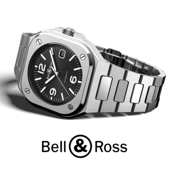 北海道初上陸ブランド ベルアンドロス(Bell and Ross)